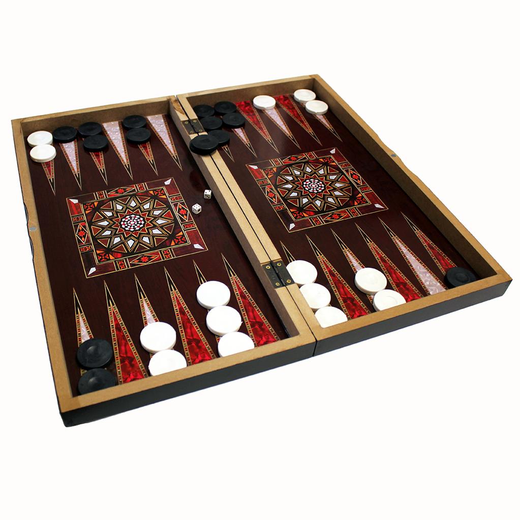 Backgammon Spielbrett
