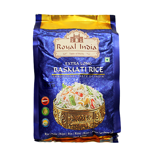 Basmati Reis Royal India (1kg)