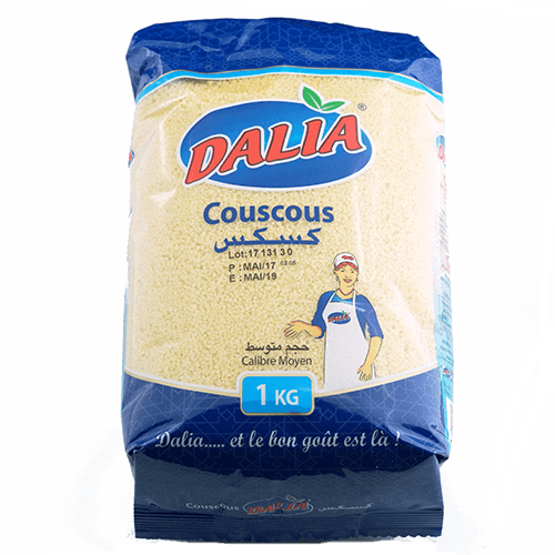 Dalia Couscous Medium (1kg.)